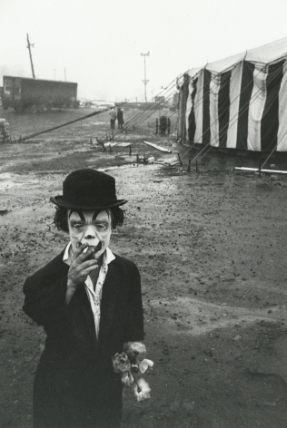 Bruce Davidson, Circus 1958, Howard Greenberg Gallery, 2019