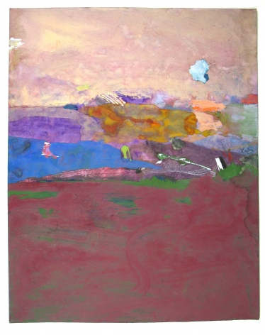 Saul Leiter - Seascape - c.1990