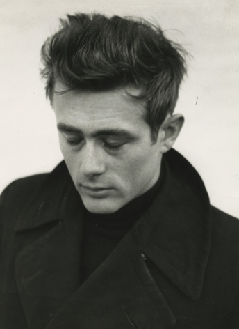 Dennis Stock - James Dean, 1955 - Howard Greenberg Gallery