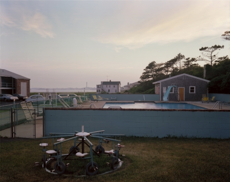 Joel Meyerowitz: Between the Dog and the Wolf, Howard Greenberg Gallery, 2017