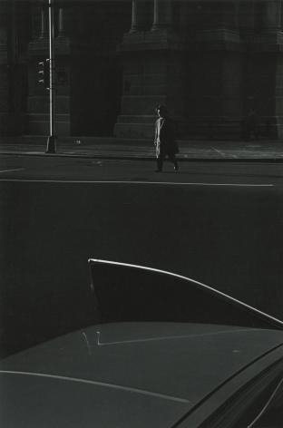 Ray K. Metzker - 64 CT-17, Philadelphia - 1964