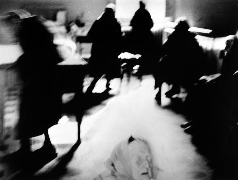 Mario Giacomelli - Verra la morte e avra l tuol occhi, c.1954 - Howard Greenberg Gallery