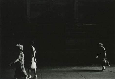 Ray K. Metzker - 63 HG-22, Philadelphia - 1963