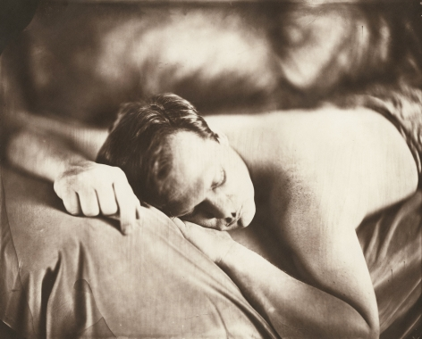 France Scully Osterman - Sleeping, 1998 - Howard Greenberg Gallery