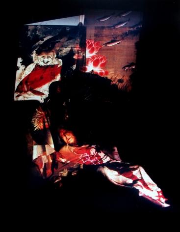 Eikoh Hosoe:Ukiyo-e Projections 2004 howard greenberg gallery