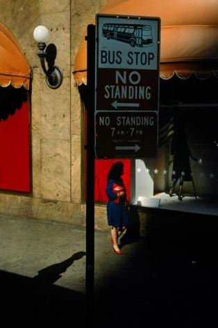 Harry Gruyaert, USA, New York City, 1985, Howard Greenberg Gallery, 2019