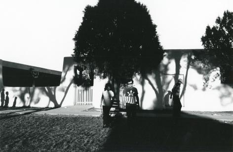 Ray K. Metzker - 71 KR-37, Albuquerque, New Mexico, 1971 - Howard Greenberg Gallery - 2018
