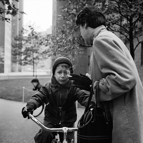Vivian Maier - New York, NY, 1954 - Howard Greenberg Gallery