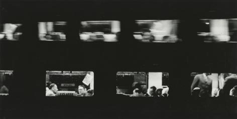Sante Vittorio Malli - Treni (Trains), 1957 - Howard Greenberg Gallery - 2018