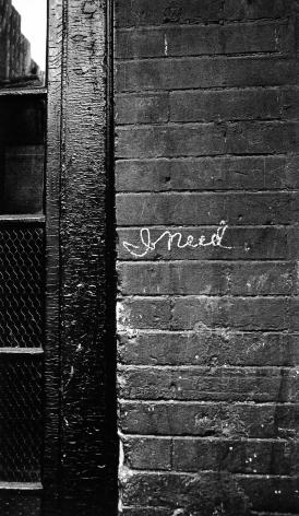 I need, New York, 1955