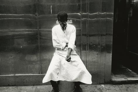 Bruce Davidson - Time of Change, 1962 - Howard Greenberg Gallery