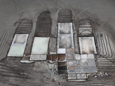 Edward Burtynsky - Salt Pans (2016) Howard Greenberg Gallery 2016