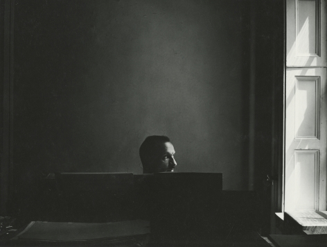 Arnold Newman - Marc Blizstein, 1945 - Howard Greenberg Gallery - 2018