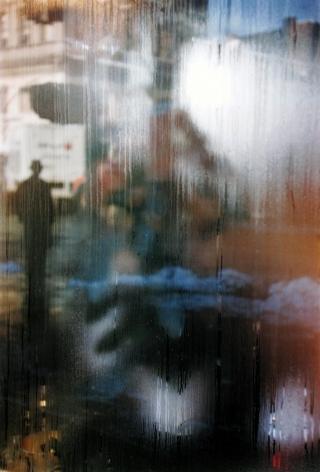 Saul Leiter - Street Scene, 1959 - Howard Greenberg Gallery - 2018