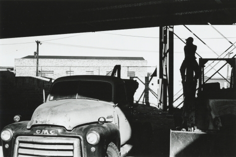 Ray K. Metzker - 63 DA-19, Philadelphia - 1963