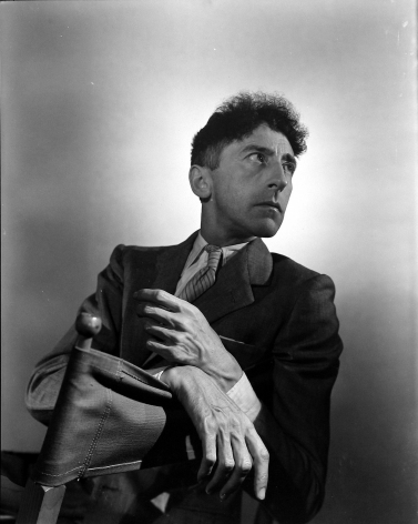 George Platt Lynes - Jean Cocteau, 1936 - Howard Greenberg Gallery