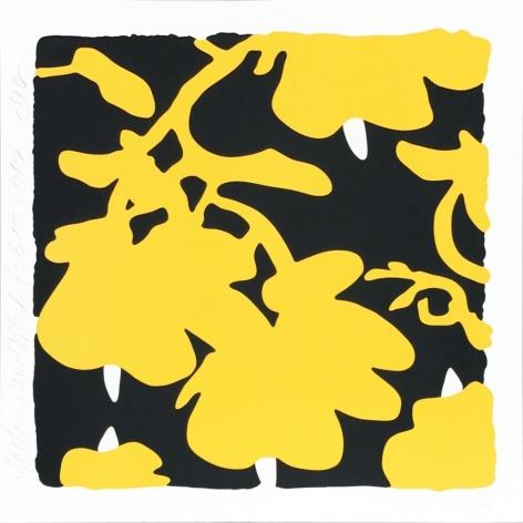 Lantern Flowers (Yellow and Black)
