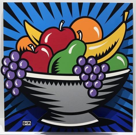 Fruit Bowl Pop Out