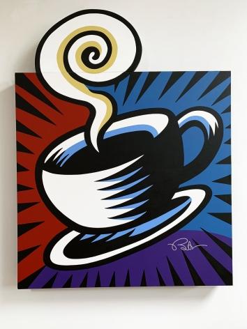 Coffee Break - Blue