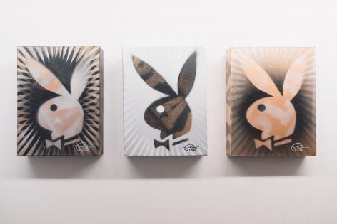 Bunny Triptych