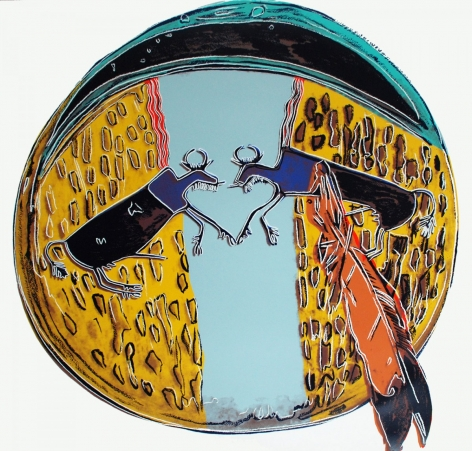 Cowboys and Indians: Plains Indian Shield