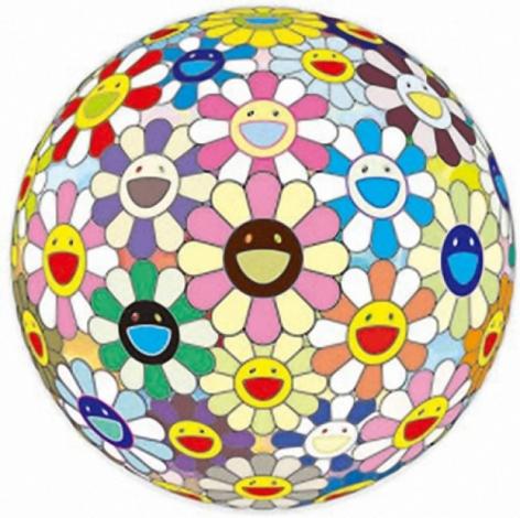 Flower Ball Cosmos 3D