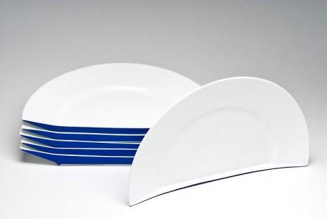 Demie Assiette (Blue)