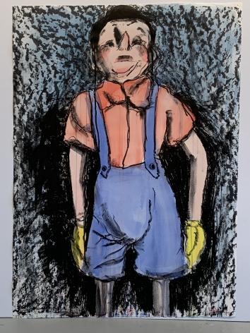 Jim Dine, American, b. 1935)