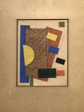 Charmion Von Wiegand, (American, 1896-1983)