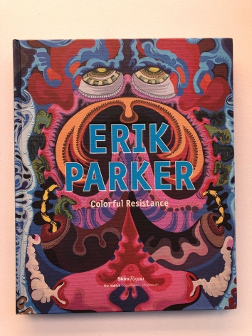 "Erik Parker ""Colorful resistance"""