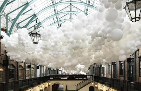Covent Garden,  London, 2015