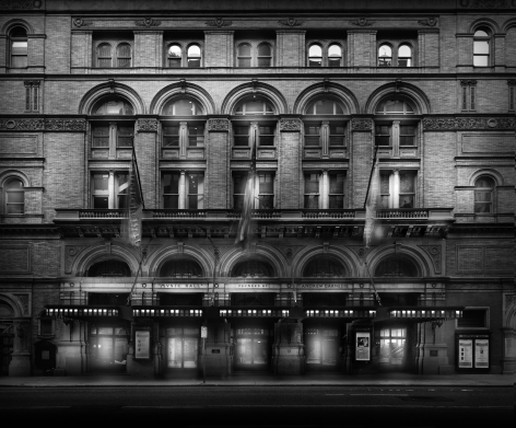 Jean-Michel Berts, Light of New York, Carnegie Hall, 2007, Sous Les Etoiles Gallery