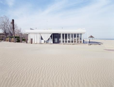 Gianfranco Pezzot, Resorts, Riccione Restaurant, 2007, Sous Les Etoiles Gallery