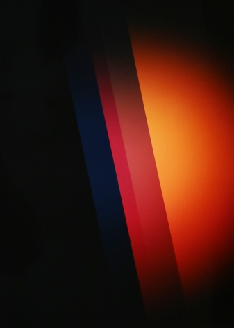 Gottfried Jager, concrete photography, Germany, abstraction, photogram, Sous Les Etoiles Gallery