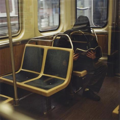 Ronan Guillou, In Between, Chicago Metro, 2007, Sous Les Etoiles Gallery