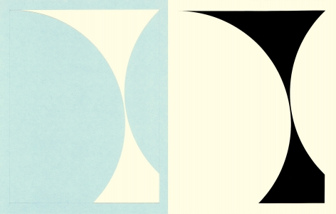 Richard Caldicott, Untitled #2, 2014, Sous Les Etoiles Gallery