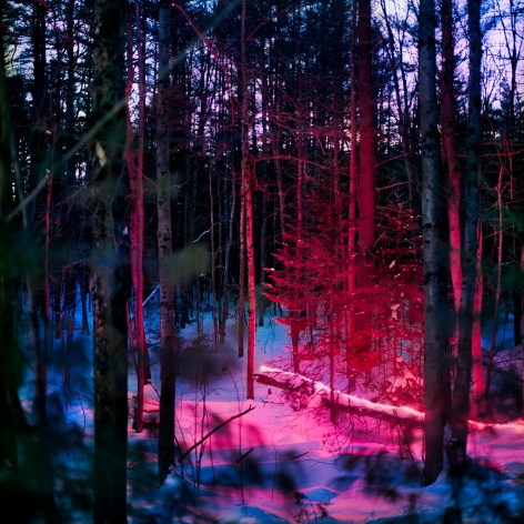 Barry Underwood, This Land is Your Land, Pipeline, 2015, Sous Les Etoiles Gallery