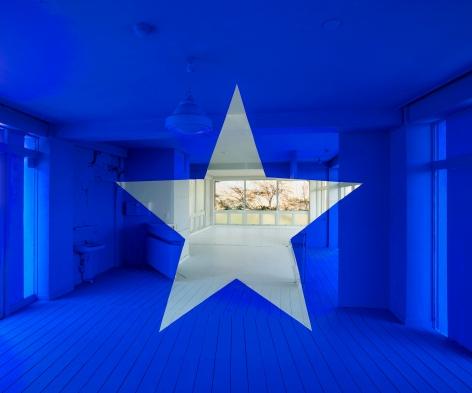 Georges Rousse, Matsushima, 2013, Sous Les Etoiles Gallery