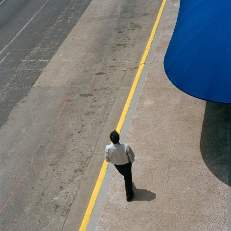Ronan Guillou, In Between, Austin 1, 2002, Sous Les Etoiles Gallery