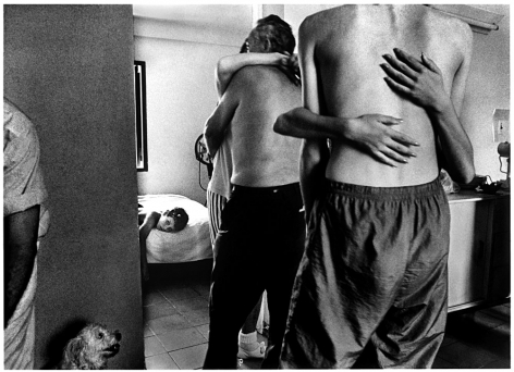 Ernesto Bazan, Cuba, Fidel Castro, Havana, Dancing,1995, Sous Les Etoiles Gallery, New York