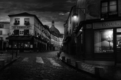 Paris, France, Cabaret, Lapin Agile, Jean-Michel Berts,