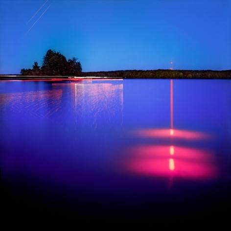 Barry Underwood,This Land is Your Land, La Due, Line, 2016, Sous Les Etoiles Gallery