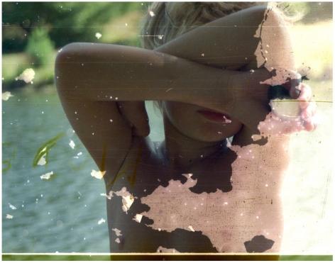 Robin Cracknell, acid summer, 2010, Childhood, children, vacation,  Sous Les Etoiles Gallery, New York