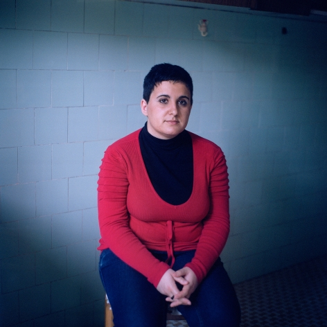 Laia Abril, Asexuals, Lea, 2012, The Play and Staging of the Self: Five Photographers on Identity, Sous Les Etoiles Gallery