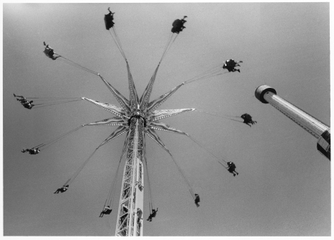 Sous Les Etoiles Gallery, The Brooklyn Flyer at Luna Park, Harvey Stein, Coney Island