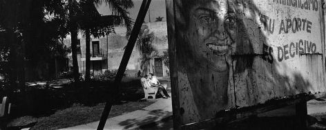 Ernesto Bazan, Cuba, Fidel Castro, Havana, 2003, lovers,Sous Les Etoiles Gallery, New York
