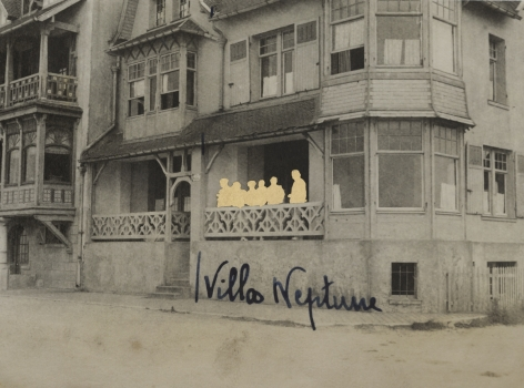 Villa Neptune, 2018