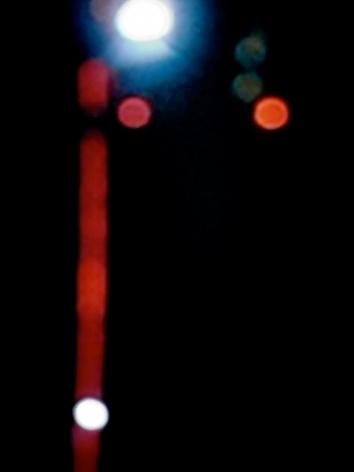 Jin-Ya Huang, Remote, Marfa Lights #3, 2007, Sous Les Etoiles Gallery