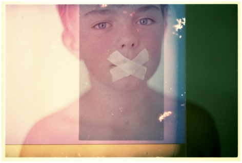 Robin Cracknell, eleven / tape, 2012, Childhood, Sous Les Etoiles Gallery
