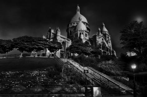 Le Sacre Coeur, Paris , France, Basilique, Jean-Michel Berts